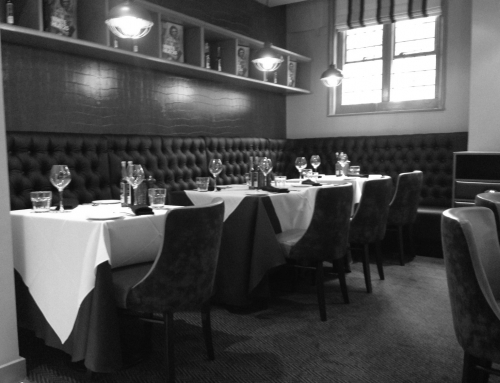 Marco Pierre White – Eastgate Hotel, Oxford