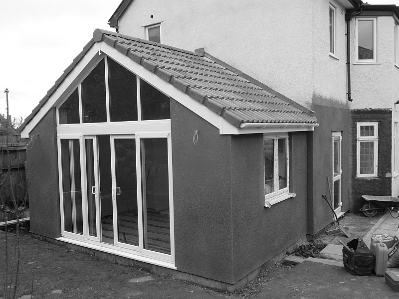 planning permission for extensions