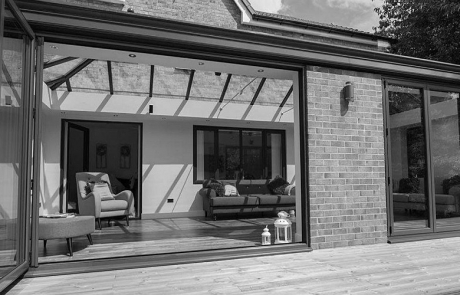 extensions and conservatories installed